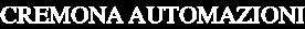 Logo Cremona Automazioni